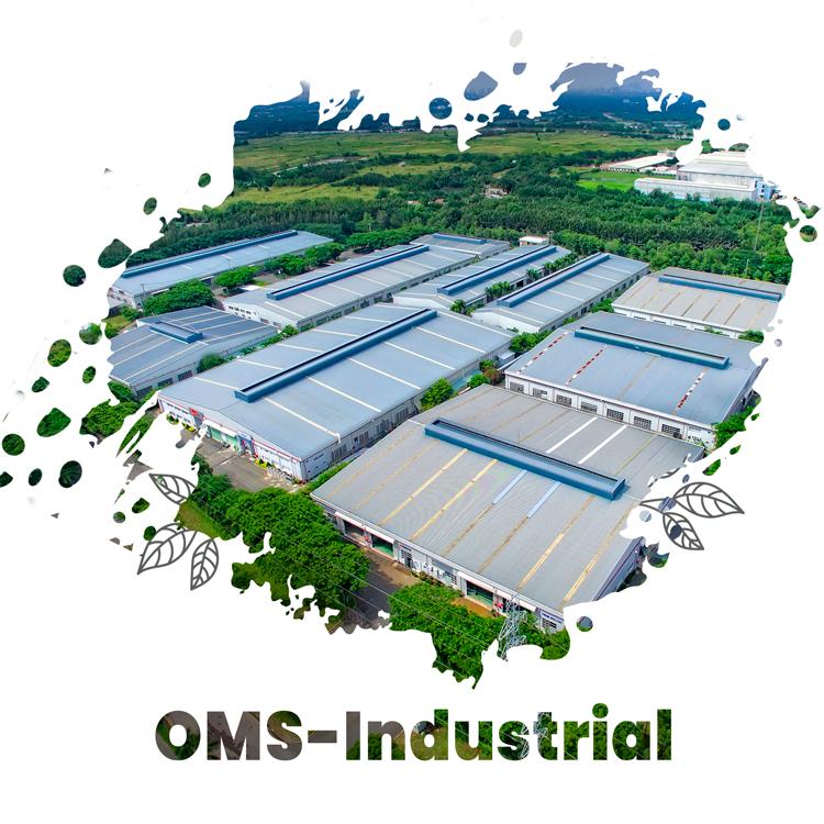OMS-Industrial: Giải pháp quản lý & vận hành khu công nghiệp